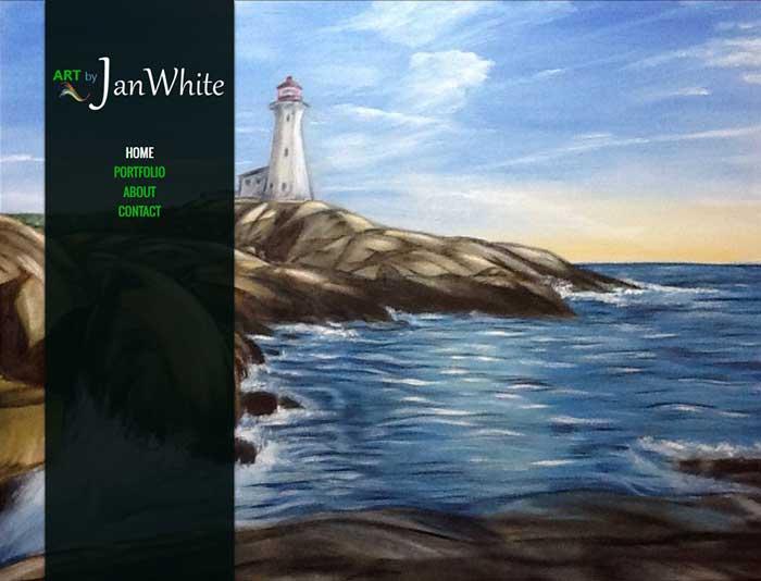 Art by Jan White