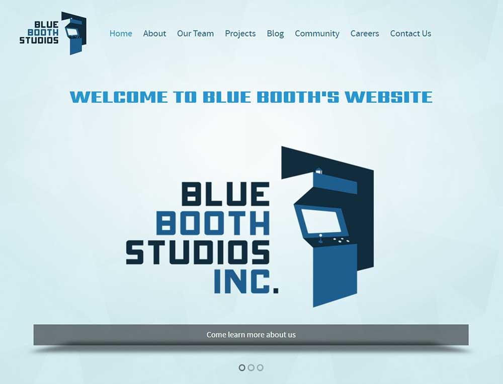 Blue Booth Studios